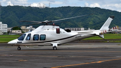 JA109N - Agusta-Westland AW-109SP GrandNew - Kaigai Corporation