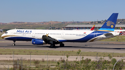 SU-BQL - Airbus A321-231 - Nile Air
