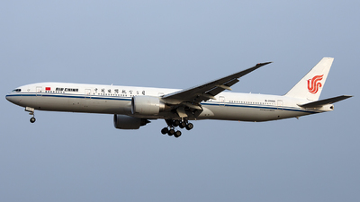 B-2085 - Boeing 777-39LER - Air China
