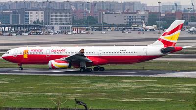 B-8016 - Airbus A330-343 - Lucky Air