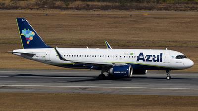 A picture of PRYYJ - Airbus A320251N - Azul Linhas Aereas - © Tiago Deivid