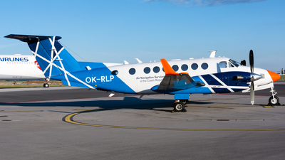OK-RLP - Beechcraft B300 King Air 350 - Czech Republic - Civil Aviation Authority