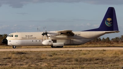 HZ-129 - Lockheed L-100-30 Hercules - Saudi Arabia - Royal Flight