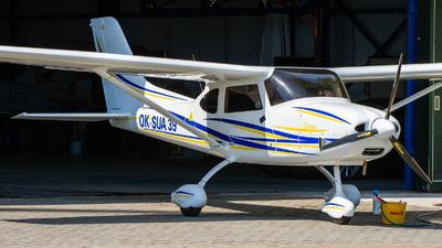 OK-SUA39 - TL Ultralight TL-3000 Sirius - Private