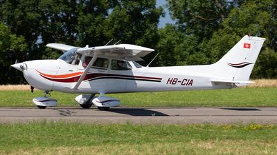 A picture of HBCIA - Cessna F172P Skyahawk II - [2219] - © Alexandre Fazan
