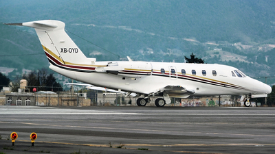 XB-OYD - Cessna 650 Citation III - Private