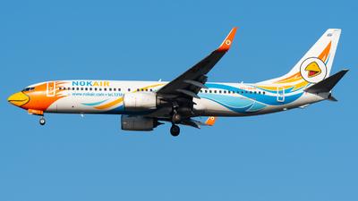 HS-DBW - Boeing 737-88L - Nok Air