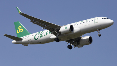 B-30AD - Airbus A320-251N - Spring Airlines