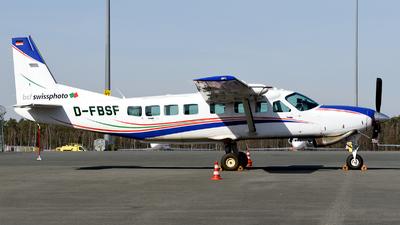 A picture of DFBSF - Cessna 208B Grand Caravan - [208B2056] - © Günther Feniuk