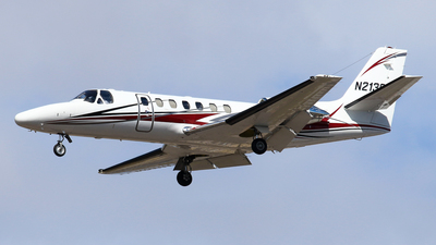 A picture of N213SW - Cessna 560 Citation Ultra - [5600363] - © BaszB