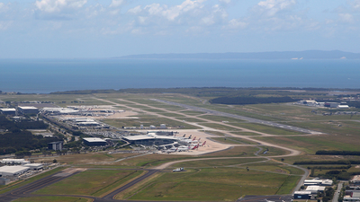 YBBN - Airport - Airport Overview