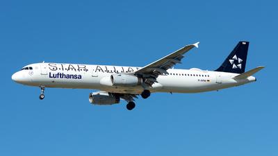 A picture of DAIRW - Airbus A321131 - Lufthansa - © Ramon Jordi