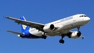 A picture of RDPL34188 - Airbus A320214 - Lao Airlines - © photogiap