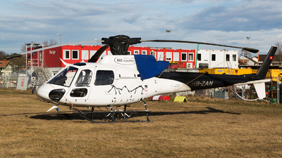 HB-ZAN - Airbus Helicopters H125 - Fuchs Helikopter