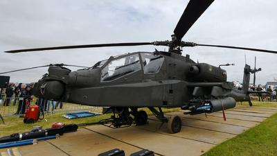 Q-21 - Boeing AH-64D Apache - Netherlands - Royal Air Force