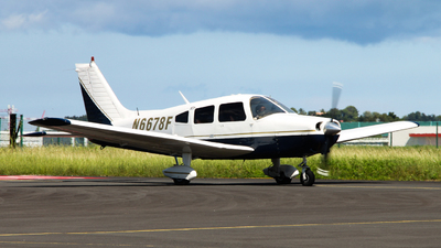N6678F - Piper PA-28-151 Cherokee Warrior - Private