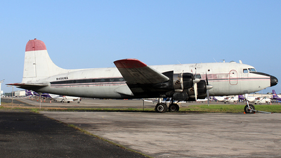 N406WA - Douglas DC-4 - Florida Air Transport