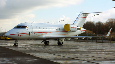M-BAEP - Bombardier CL-600-2B16 Challenger 605 - Unknown