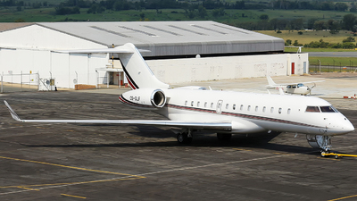 CS-GLF - Bombardier BD-700-1A10 Global 6000 - NetJets Europe