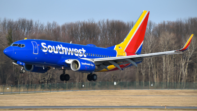 N794SW - Boeing 737-7H4 - Southwest Airlines