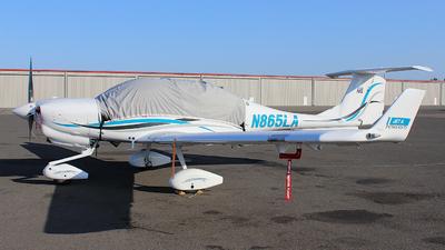 N865LA - Diamond DA-40NG Diamond Star - Private