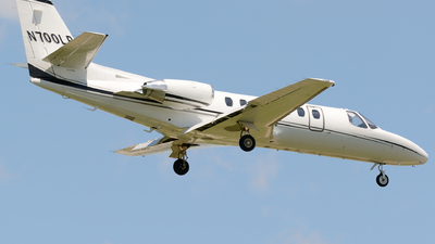 N700LP - Cessna 560 Citation Ultra - Private
