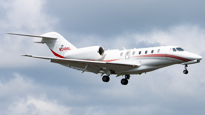 N249AL - Cessna 750 Citation X - Private