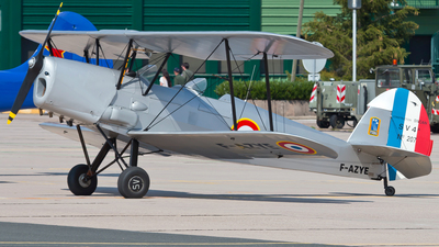F-AZYE - Stampe and Vertongen SV-4A - Private