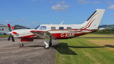 G-KIMI - Piper PA-46-500TP Malibu Meridian - Private