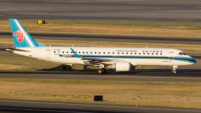 B-3197 - Embraer 190-100LR - China Southern Airlines