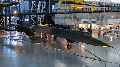 61-7972 - Lockheed SR-71A Blackbird - United States - US Air Force (USAF)