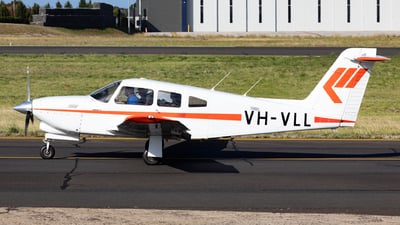 VH-VLL - Piper PA-28RT-201T Turbo Arrow IV - Private