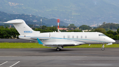 N300EU - Bombardier BD-100-1A10 Challenger 300 - Private