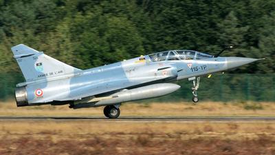 526 - Dassault Mirage 2000B - France - Air Force