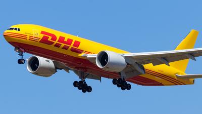 N705GT - Boeing 777-FZB - DHL (Southern Air)