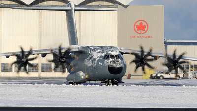ZM406 - Airbus A400M Atlas C.1 - United Kingdom - Royal Air Force (RAF)