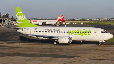PR-WJH - Boeing 737-341 - WebJet Linhas Aéreas