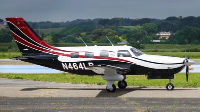 A picture of N464LB - Piper PA46350P Malibu Mirage - [4622139] - © Nicolo' Cerantonio