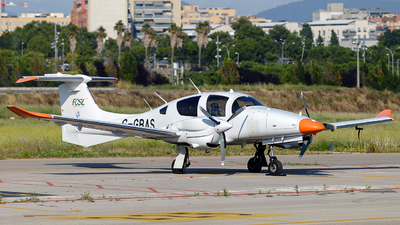 G-GBAS - Diamond Aircraft DA-62 - Flight Calibration Services (FCS)