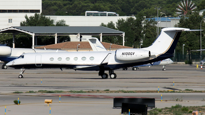 N100GV - Gulfstream G-V - Private