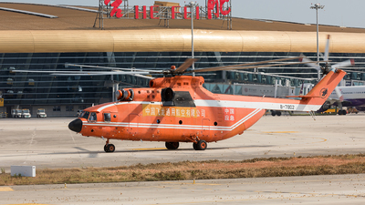 B-7802 - Mil Mi-26TC Halo - China Flying Dragon Airlines