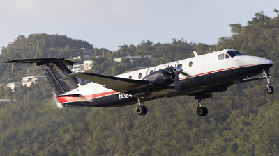 N984AB - Beech 1900C - Air Sunshine