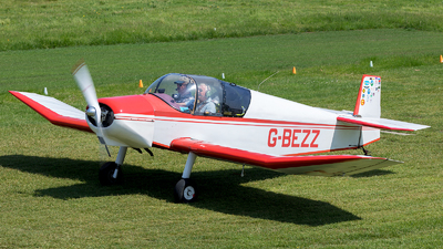 G-BEZZ - Jodel D112 - Private