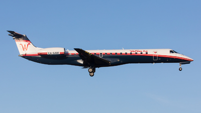 C6-SAW - Embraer ERJ-145LR - Western Air