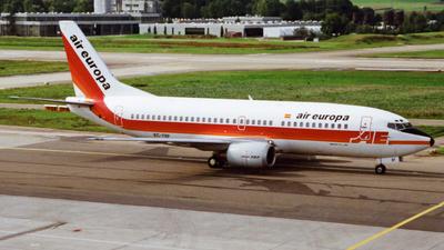 EC-FRP - Boeing 737-3Y0 - Air Europa