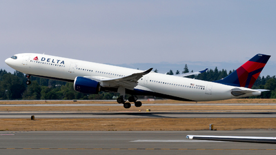 A picture of N408DX - Airbus A330941 - Delta Air Lines - © Luis Bastardo