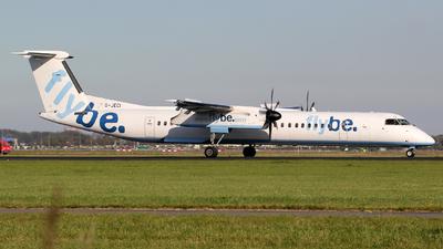 G-JECI - Bombardier Dash 8-Q402 - Flybe