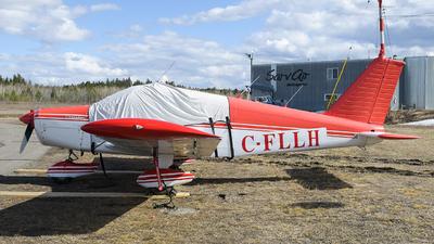 C-FLLH - Piper PA-28-140 Cherokee - Private