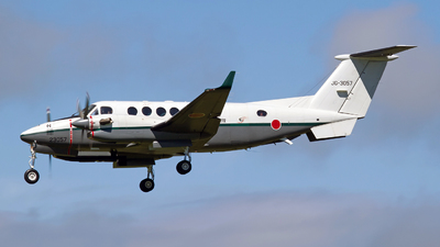 23057 - Beechcraft LR-2 King Air - Japan - Ground Self Defence Force (JGSDF)