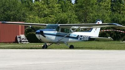 D-EOOG - Reims-Cessna F172N Skyhawk II - Flugsportgruppe im DLR Oberpfaffenhofen